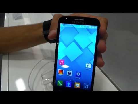 Alcatel One Touch Pop C7 okostelefon bemutató videó | Tech2.hu