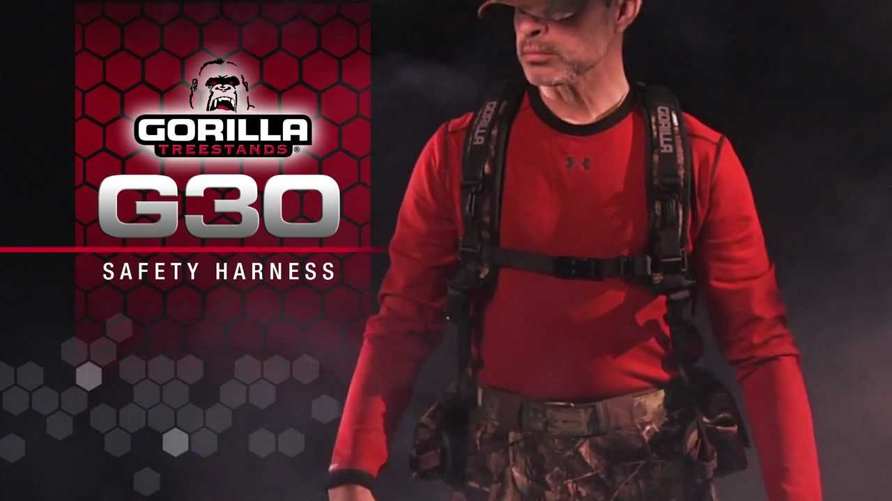 maxresdefault gorilla g30 safety harness youtube