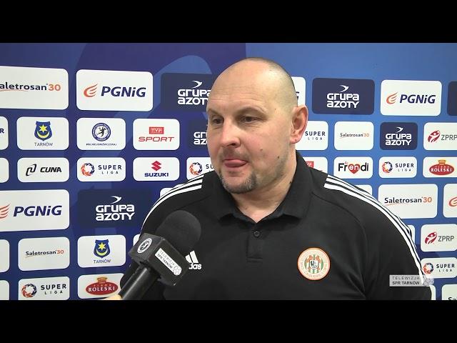 Jarosław Hipner o wygranym meczu #silniejsiniżwczoraj