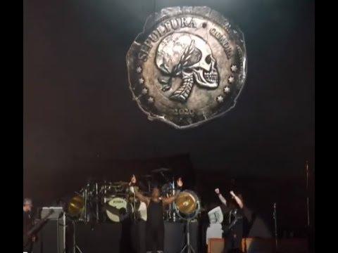 "Download SEPULTURA perform new song ""Isolation"" live and announce new album ""Quadra""! Mp4 baru"