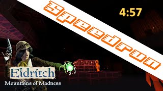 Eldritch Speedrun Mountain of Madness in 4:57 minutes [World Record]