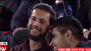 Amir liaqat ask personnel question from Imad waseem in live tv show((must watch)
