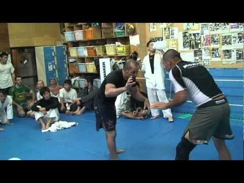 Brazilian Battle 【Battle・5】 『三島ド根性ノ介』