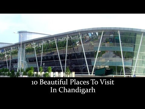 10 Beautiful Places To Visit In Chandigarh