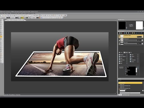 Photo Pos Pro V3 - Pop Out Photo Effect