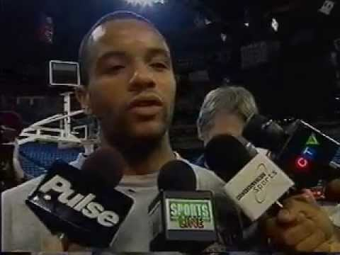 Damon Stoudamire Lashes Out At Toronto Raptors