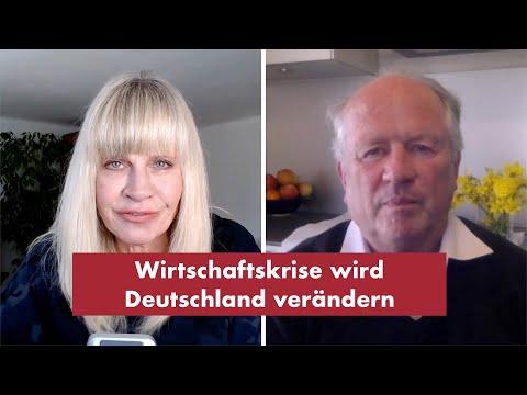 Wirtschaftskrise wird Deutschland verändern – Punkt.Preradovic mit Ökonom Prof. Heiner Flassbeck