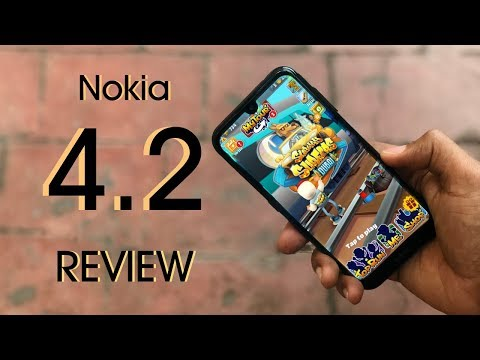 Nokia 4.2 Unboxing and Review