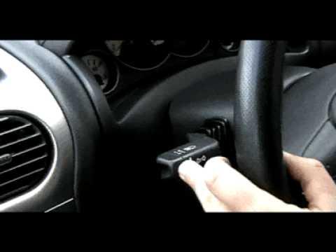 Citroen C1 2005 through to 2012 Left Indicator side light headlight Switch Stalk