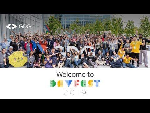 Devfest Lleida 2019, información general e inscripción