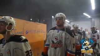 Hockey Night in San Diego Highlights from San Diego Gulls Home Opener