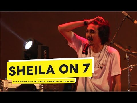 [HD] Sheila On 7 - Lapang Dada (Live At CORETAN PUTIH ABU #2)