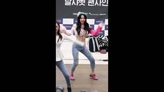 161001 달샤벳 (Dalshabet) 코엑스 팬사인회 아영 - 금토일