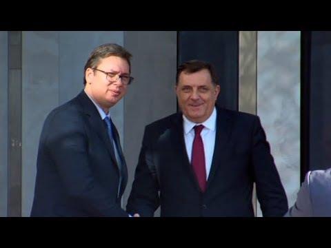 Milorad Dodik oživljava ideju Velike Srbije