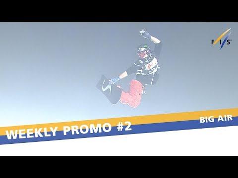 Big Air stars travel to China   FIS Snowboard