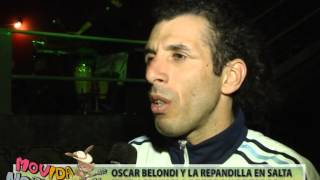 OSCAR BELONDI HABLÓ DE NESTOR EN BLOQUE Y SOBRE LA MOVIDA TROPICAL-MOVIDA NORTEÑA TV-TV DOS SALTA