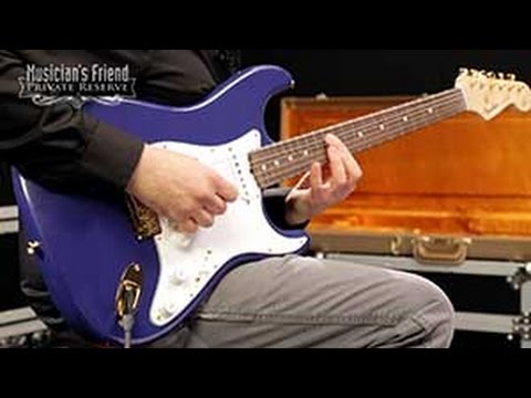 Fender Custom Shop Robert Cray Stratocaster Electric Guitar