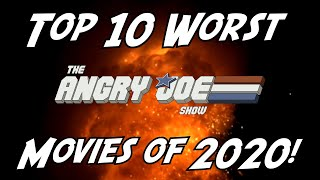 Top 10 WORST Movies of 2020!