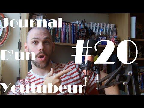 """[JACK] """" J'suis content ! """" - Journal d'un Youtubeur - #20 [FR & HD]"""