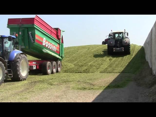 Tractors with BKT Tires - Part 2