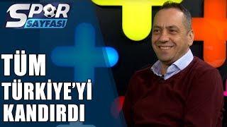 Spor Sayfası| Rashad Muhammed Tüm Türkiye'yi Kandırdı!| 27.02.2019