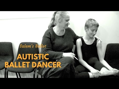 Ballet Dancer with Asperger's Syndrome