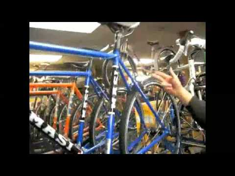 Masi Sls And Speciale Fixed Gear Fixie Bicycles At Palms Cycle In