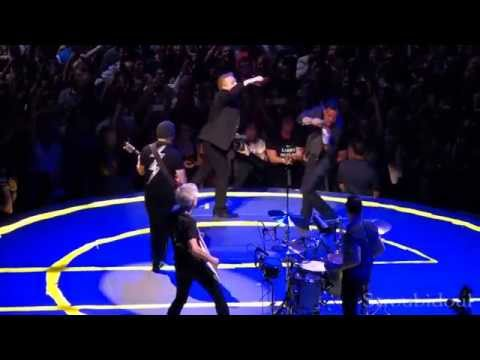 U2 @MSG3 feat. Jimmy Fallon & The Roots - Desire Angel Of Harlem by Stroubidoul