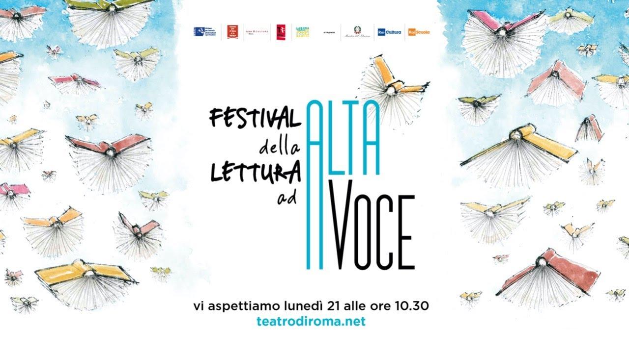 Festival della Lettura ad Alta Voce - YouTube
