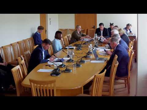 2019-05-15 Švietimo ir mokslo komiteto posėdis