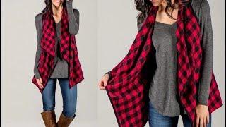 7 Женские жилеты с Алиэкспресс Aliexpress Women s vests Крутая Женская одежда из Китая