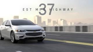 Chevy Cars 2016 Malibu & Malibu Hybrid   Fuel Economy   Chevrolet