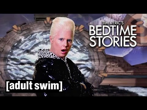 Scotty's Angel Voice | Tim and Eric's Bedtime Stories | Adult Swim