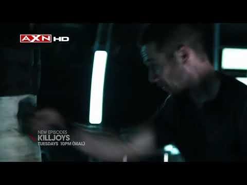 Download Killjoys Season 1 New Episodes