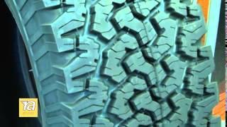 видео Шины для внедорожников: грязевые, шипованные, зимние, летние