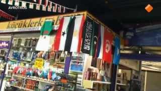 Jihadvlag te koop op Zwarte Markt Beverwijk