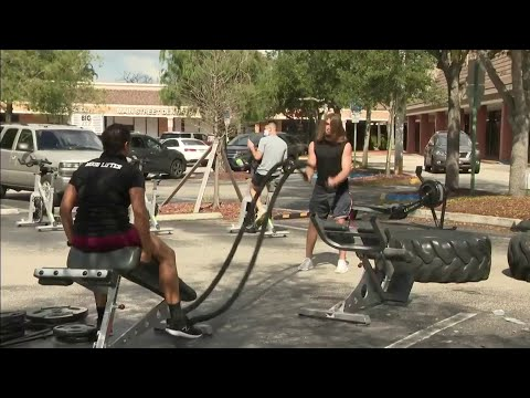Broward-gym-owner-moves-equipment-outside-gets-arrested-again