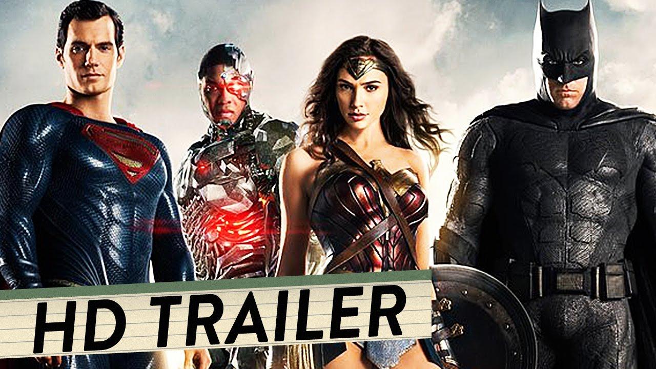 Justice League Trailer German