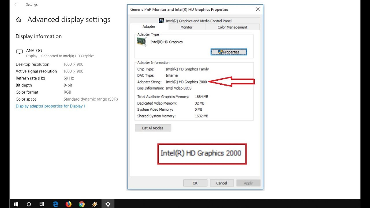 How to Find Graphic Card Model, Series & All Details if you not Find in  dxdiag