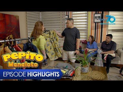 Pepito Manaloto: Tommy, the blind therapist | Episode 381из YouTube · Длительность: 13 мин40 с