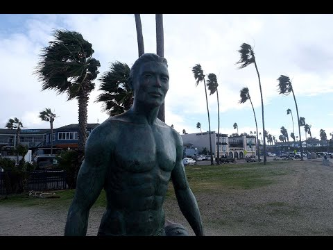 Coastal high winds chill San Diego