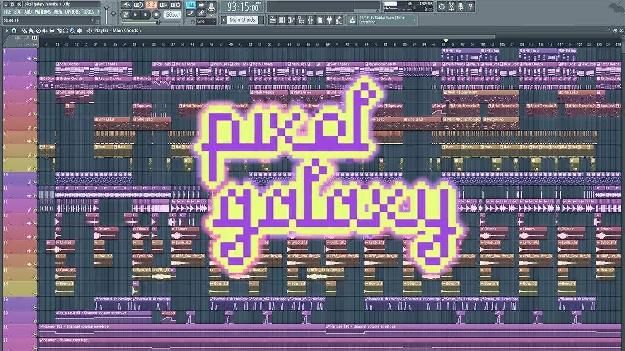 Ujico Snail S House Pixel Galaxy Remake Youtube