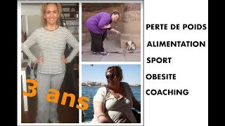 3 ans Post Op : BILAN D'UNE OBESE OPEREE
