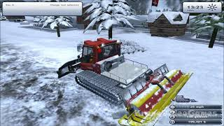 Skiregion Simulator 2012 Gameplay (PC/HD)