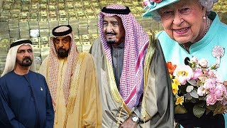 Top 10 Richest Royals in the World 2018