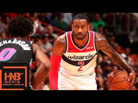Miami Heat vs Washington Wizards Full Game Highlights | 11.10.2018, NBA Season