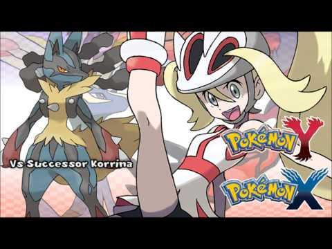 Pokémon XY  Vs Successor Korrina HD