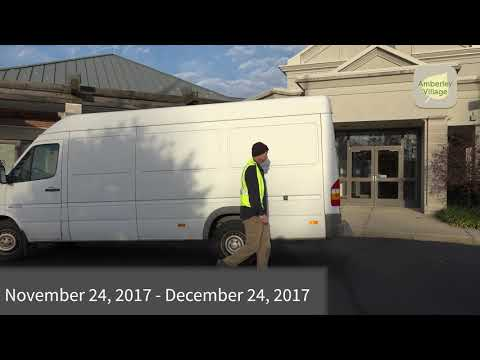 2017 Amberley Village - Valued Holiday Package Drop Off Information
