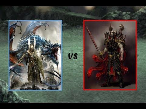 PTG The 9th Age Battle Report 093 Highborn Elves vs Vampire Covenant