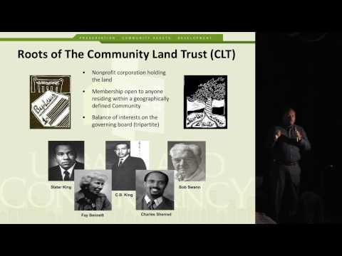 Power to the People: Community Land Trust (CLT)